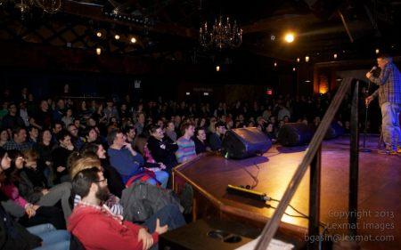 Gilbert Gottfried sold out show