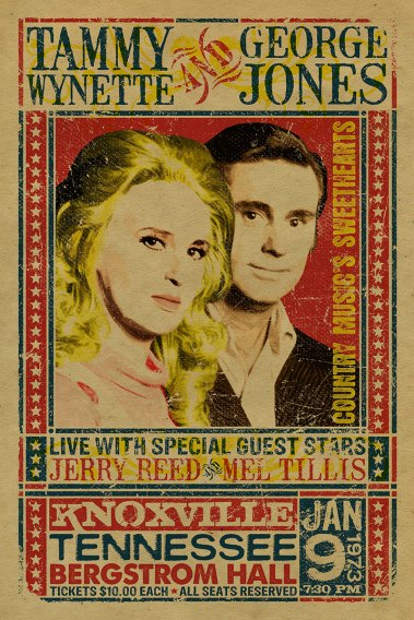 george jones tammy wynette