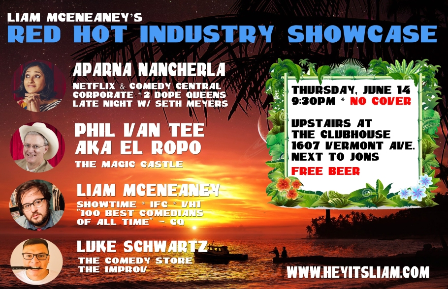 Red Hot Industry Showcase 1