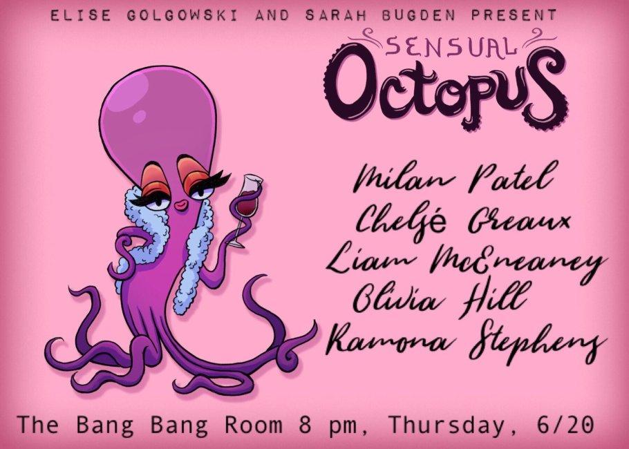 sensual octopus
