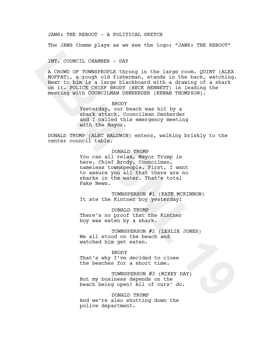 Jaws The Reboot - Rewrite 5 WATERMARK page 1