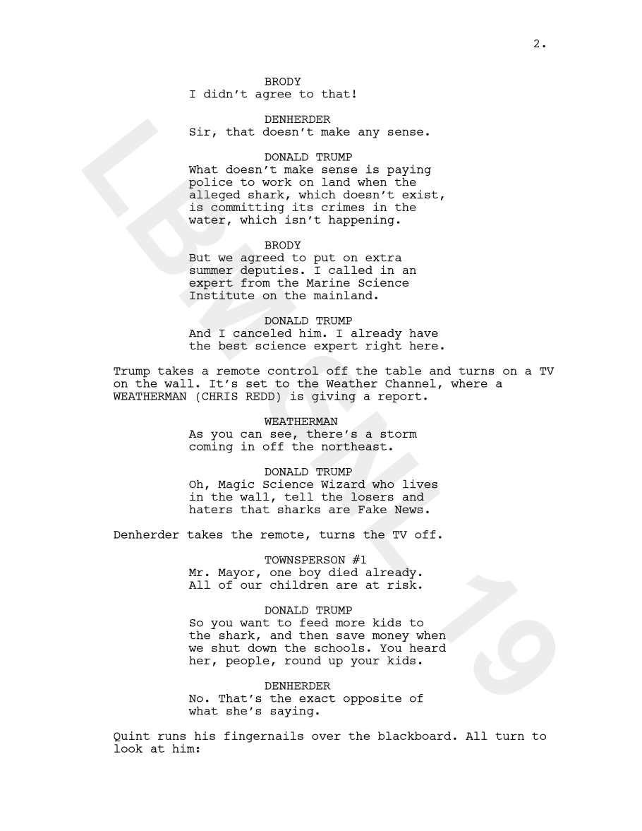 Jaws The Reboot - Rewrite 5 WATERMARK page 2